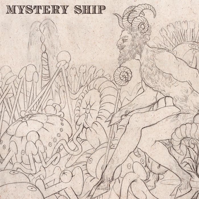 Mystery Ship - EP