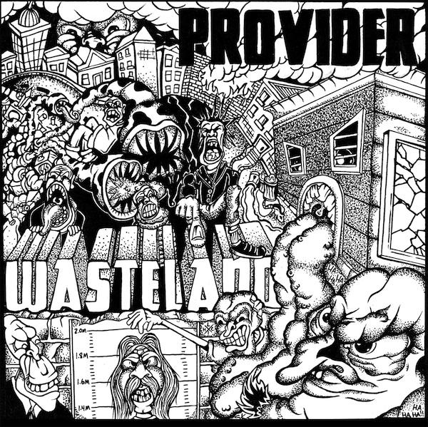 Provider - Wasteland
