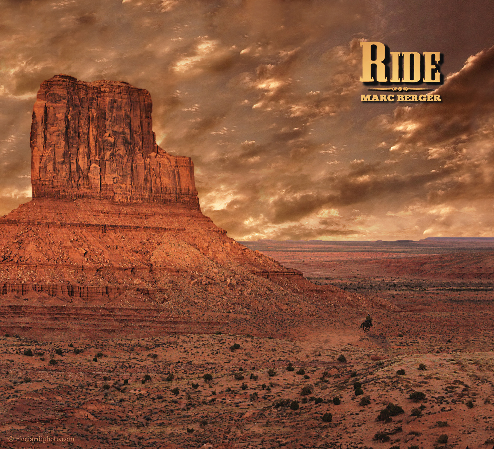 Marc Berger - Ride