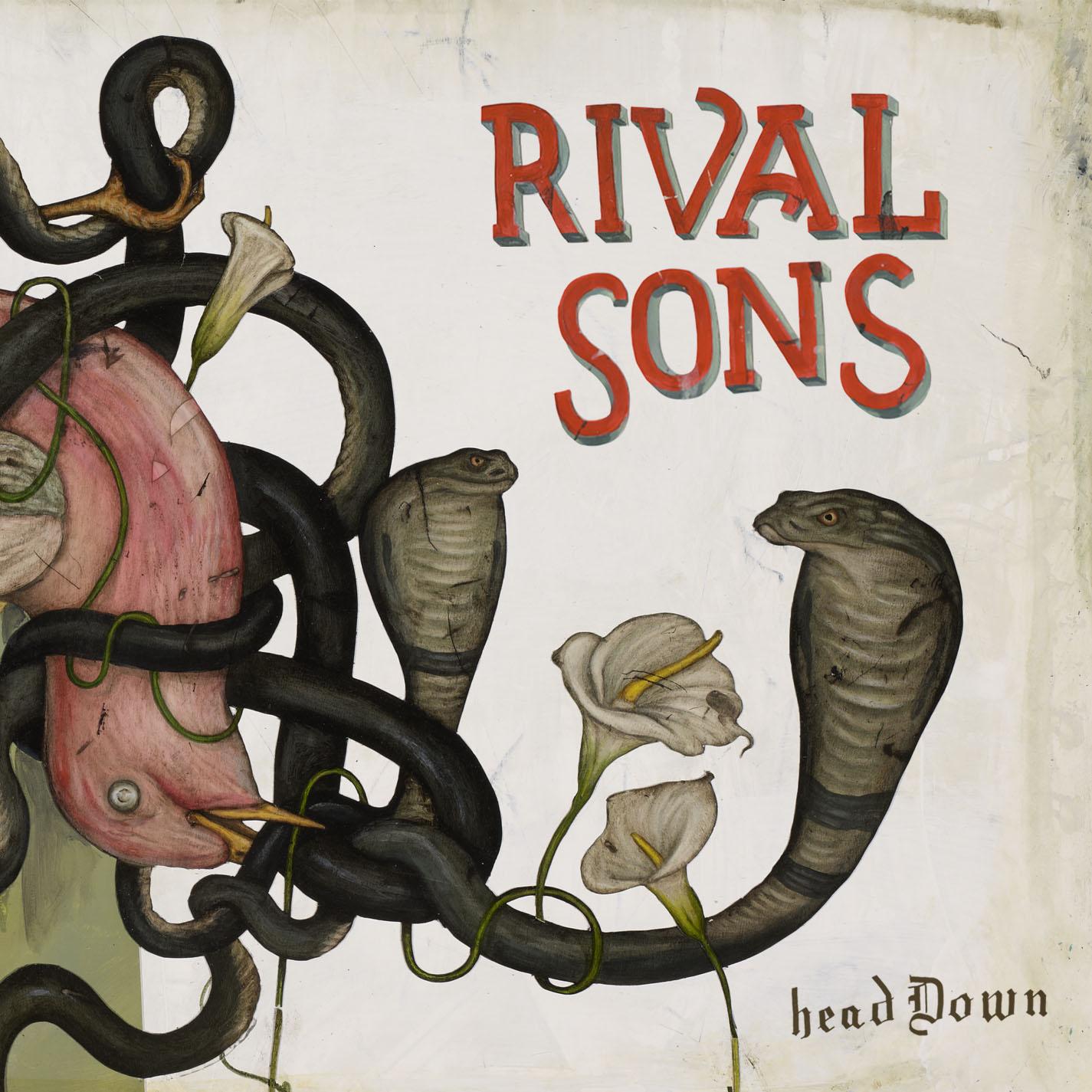 Rival Sons - Head Down