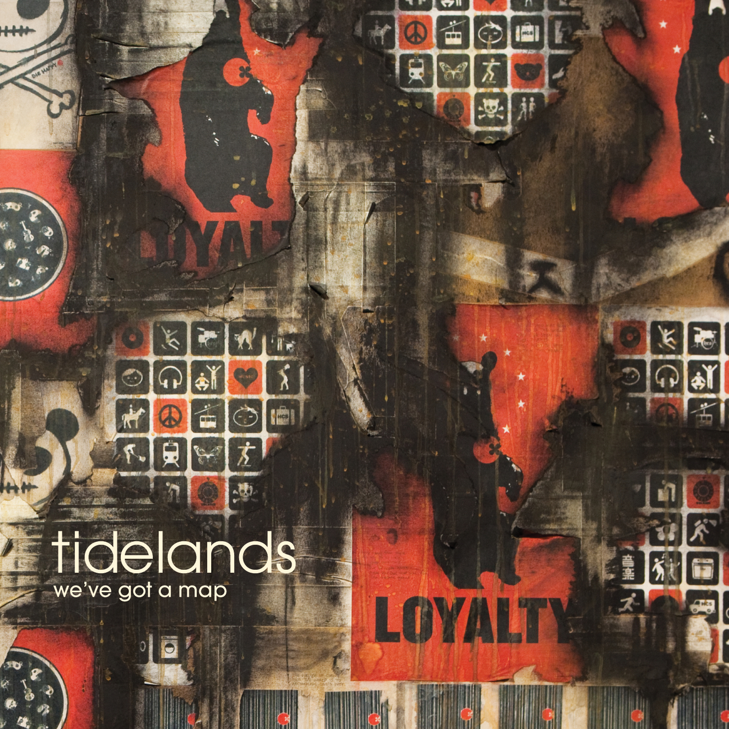 Tidelands - We've Got A Map