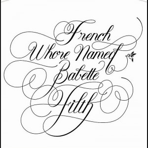 Click for more from French Whore Named Babette