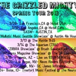 The Grizzled Might: Live at Neurolux – Treefort Music Fest 2013