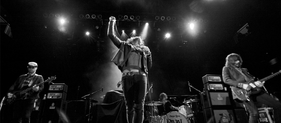 Rival Sons Wallpaper Rival Sons Live at Shepherd's