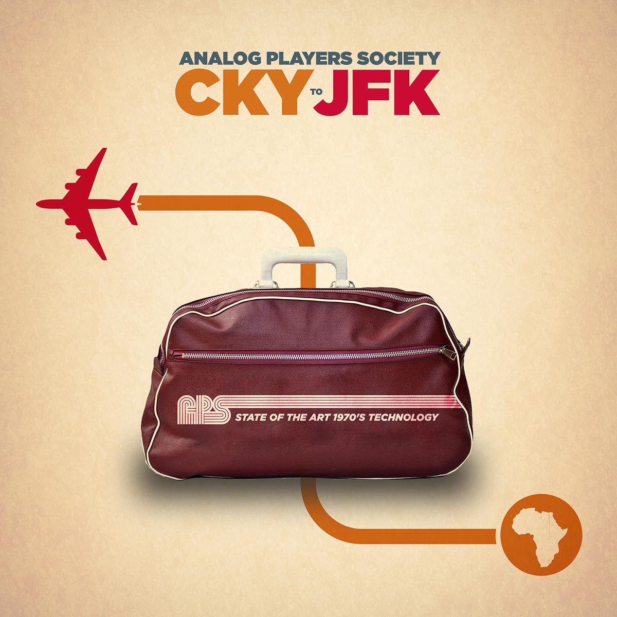 CKY to JFK