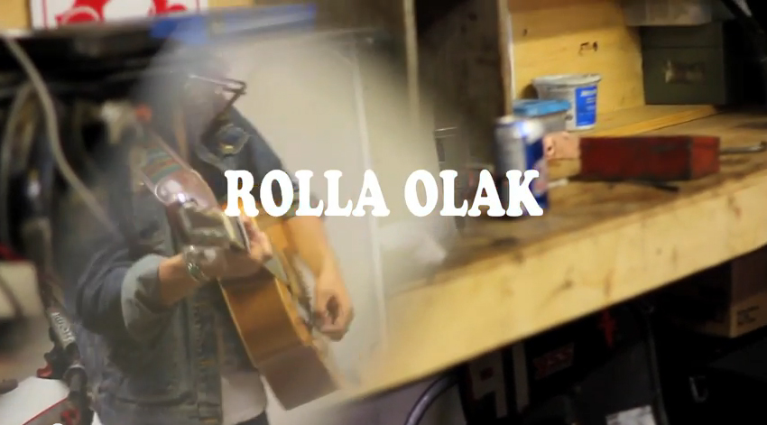 Rolla Olak Waiting For You (Live Acoustic) at The Shop
