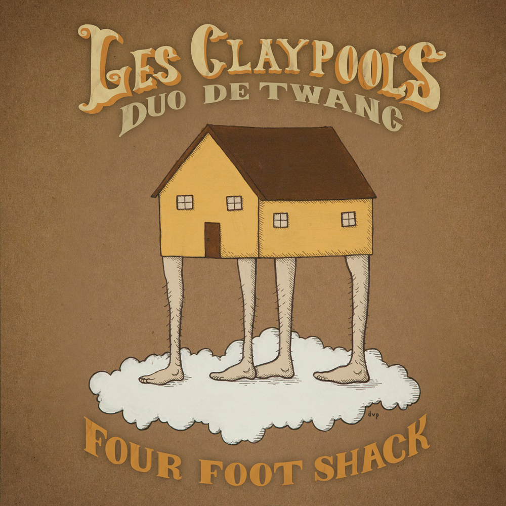 Duo De Twang - Four Foot Shack