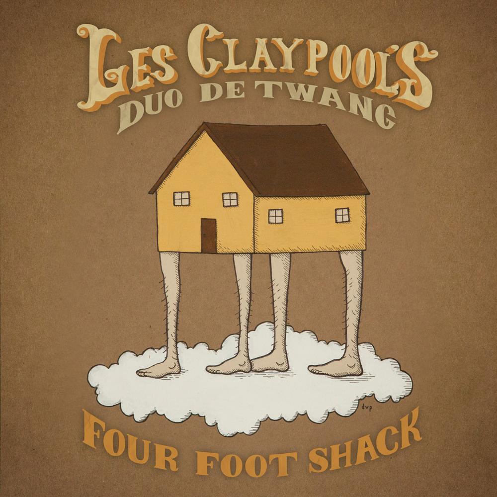 Duo De Twang - Four Foot Shack