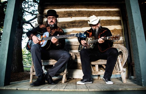 Les Claypool Duo De Twang