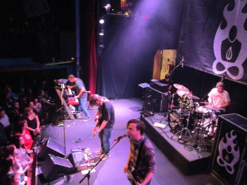 Passafire Live at The Gothic