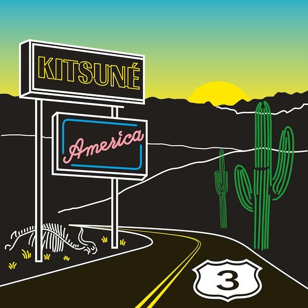 Kitsune America 3