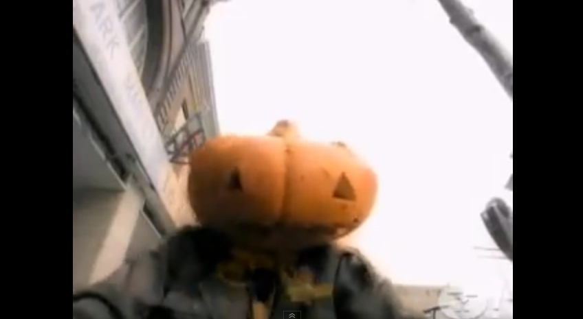 Peter Pumpkinhead