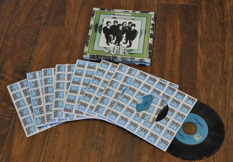 Turtles Vinyl Box Set