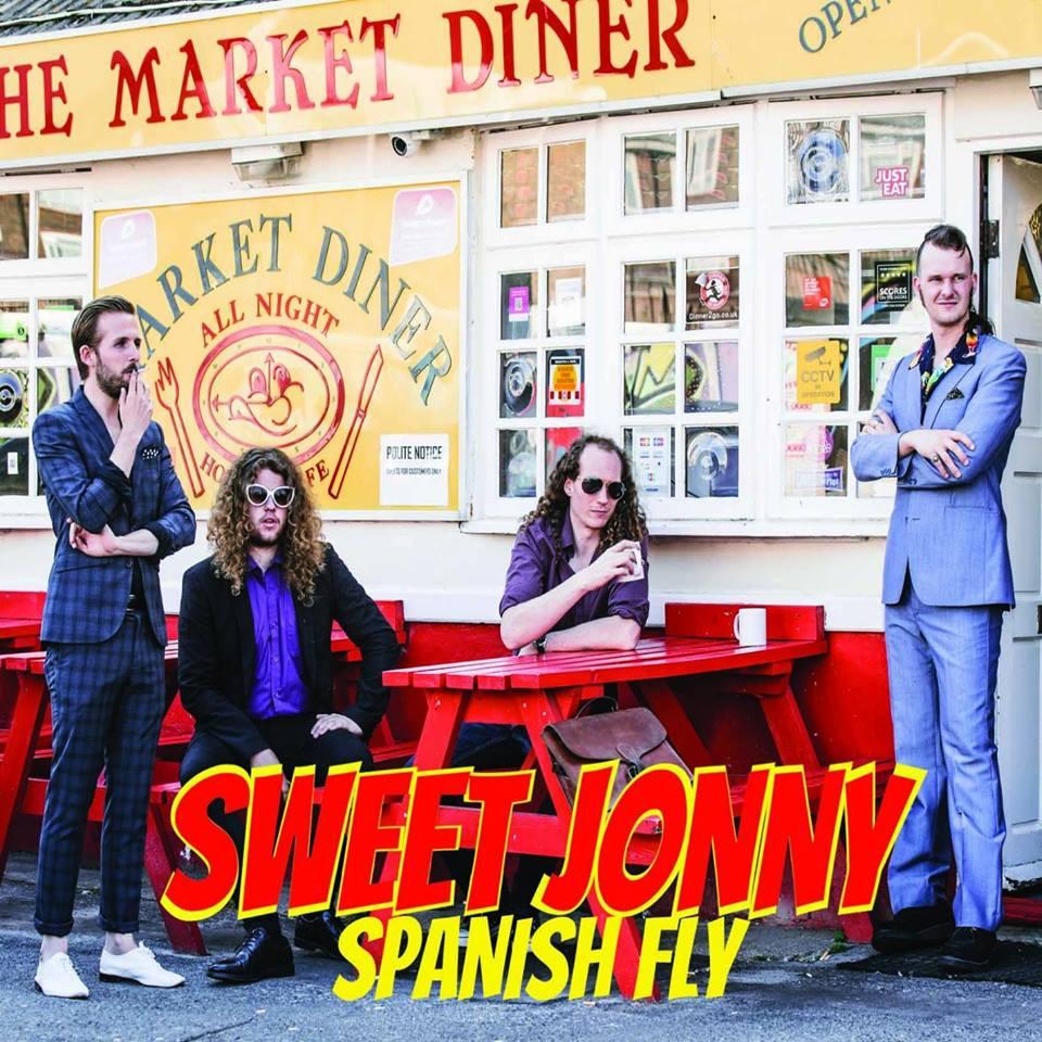 Nanobot Rock ReviewsReview: Sweet Jonny – Spanish Fly