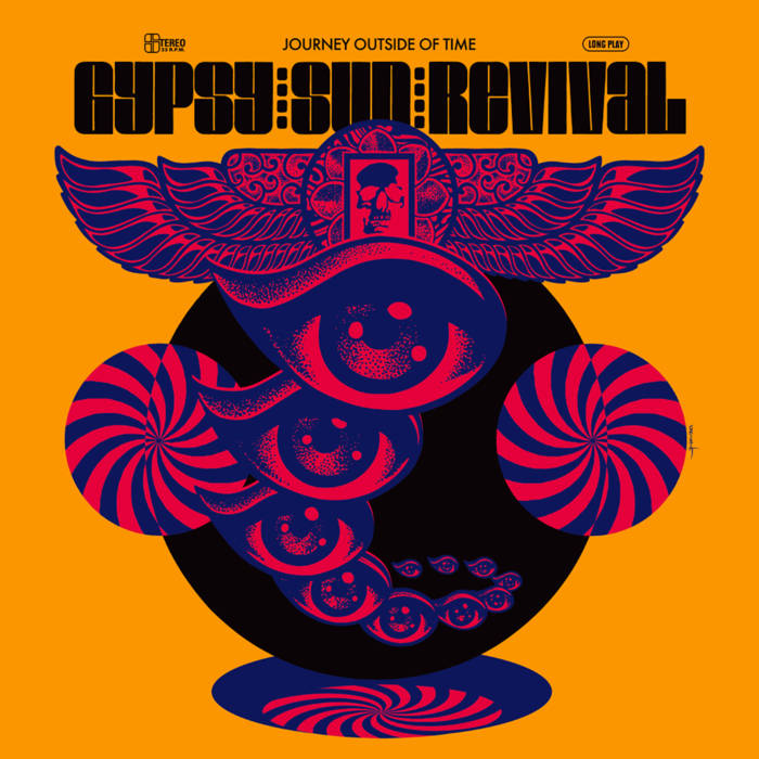 Gypsy Sun Revivial - Journey Outside of Time