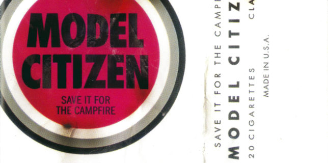 Revisited: Model Citizen – Save It For The Campfire