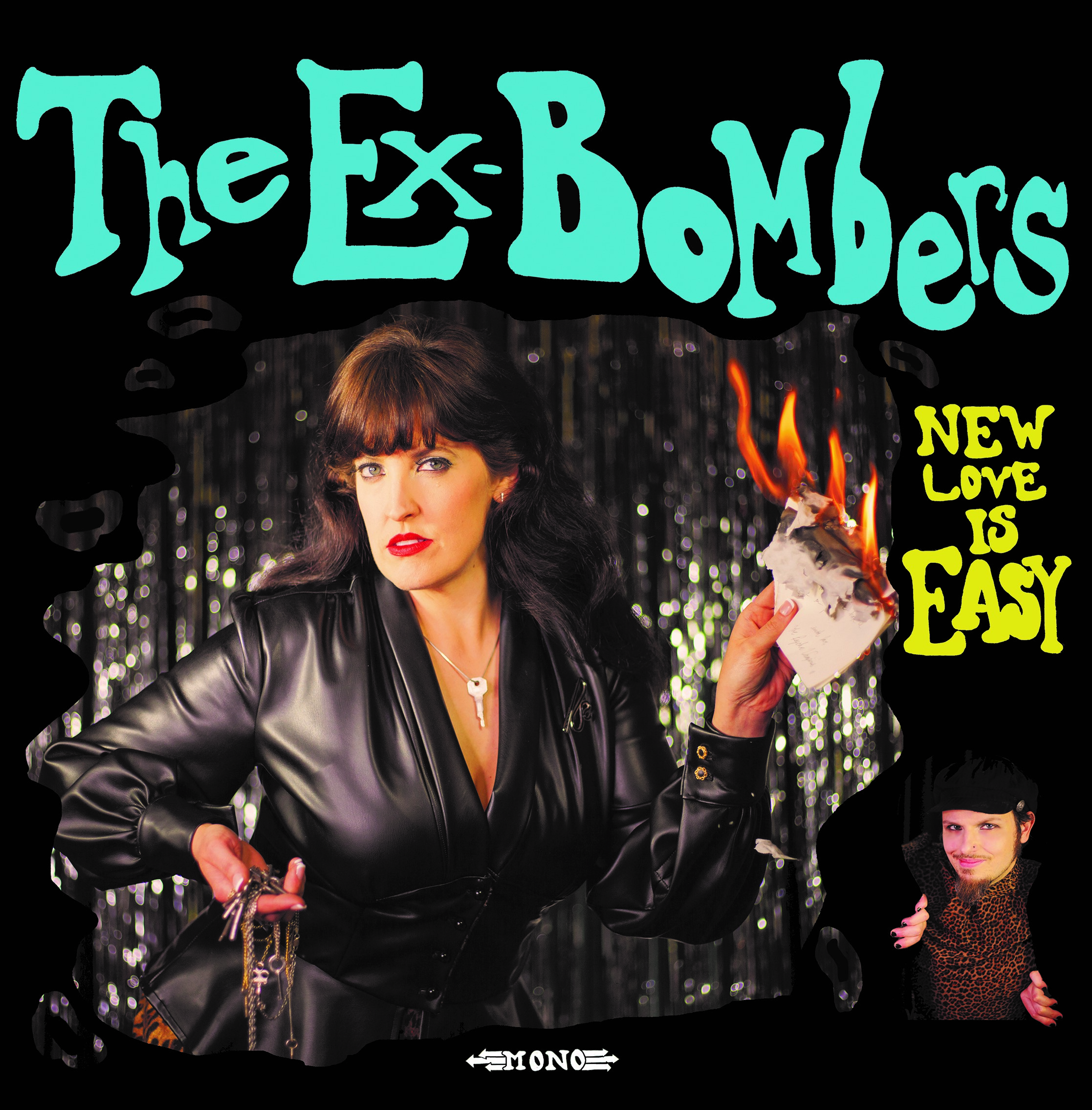 TheEx-Bombers - New Love is Easy